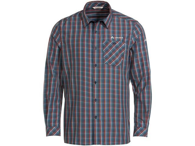 VAUDE Albsteig LS Shirt II Men, steelblue